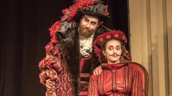 Integration mit William Shakespeare