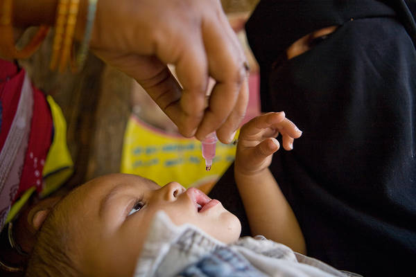 Polio-Newsletter: Ein Weltmeister-Logo…