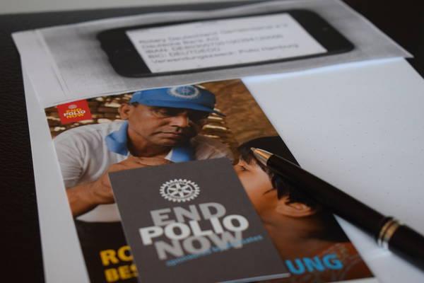 Polio-Newsletter: Kampf gegen Polio…