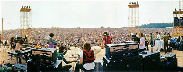 Woodstock-Eindrücke in Hamburg