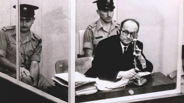 Eichmann-Prozess und die Folgen