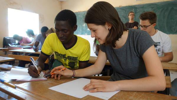 Studieren im Senegal