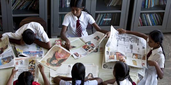 Bildung fördern, Leben ermöglichen