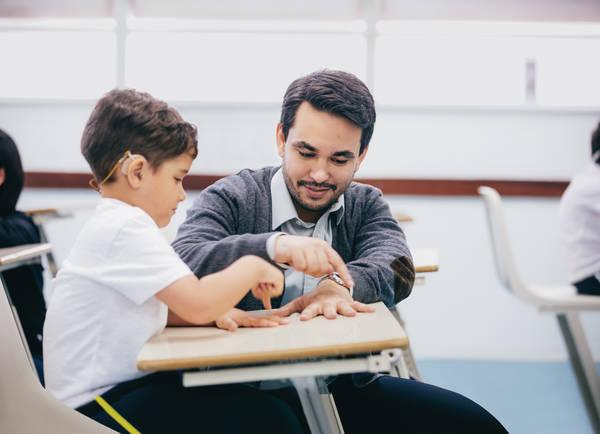 Den Bildungs-Start ermöglichen